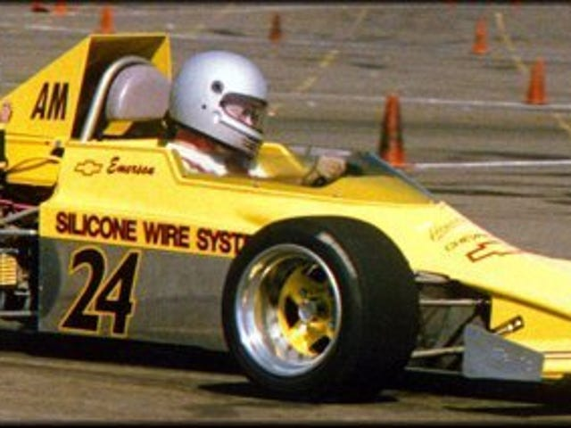 Imagine if Porsche made a flat six F1 car.