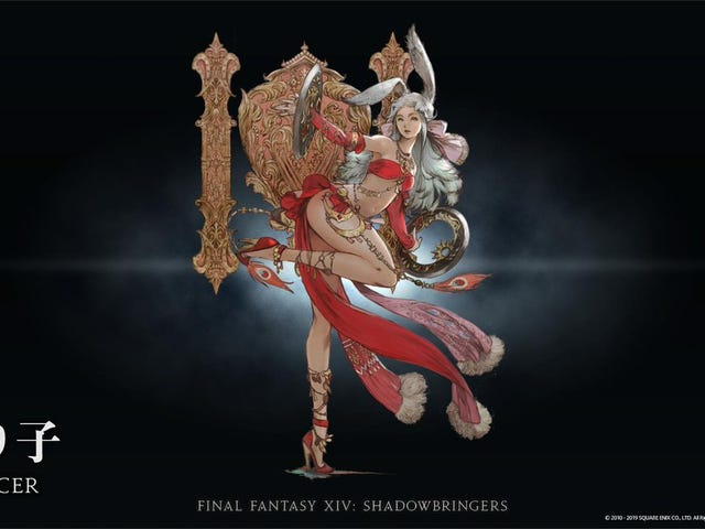 Tänzer kommen zu Final Fantasy XIV
