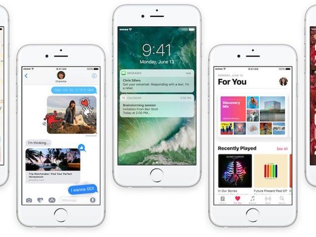 Chaque périphérique Apple devient obsolète avec ses nouveaux systèmes d'exploitation