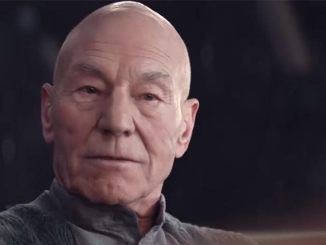 В новом взгляде на «Звездный путь»: Пикард, Жан-Люк - человек в миссии