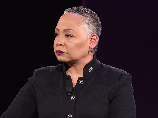 As Sexual Assault Allegations Hit Home, Lisa Borders Resigns Leadership of Time's Up