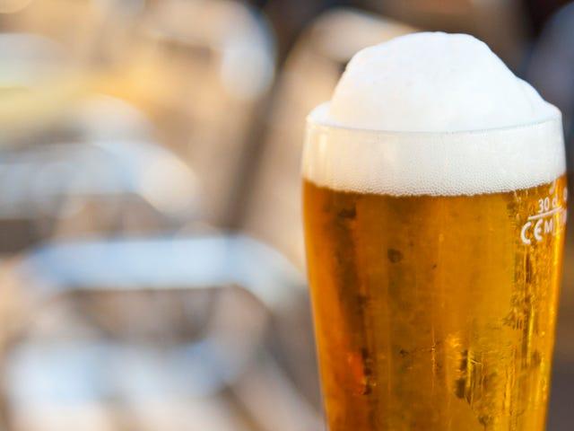 Votre bière est sur le point d'obtenir des informations nutritionnelles plus claires