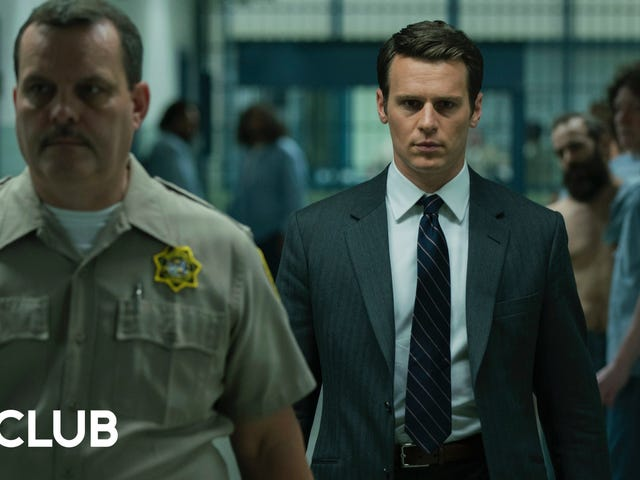 The cast of Mindhunter on Manson, Fincher, and empty airplanes