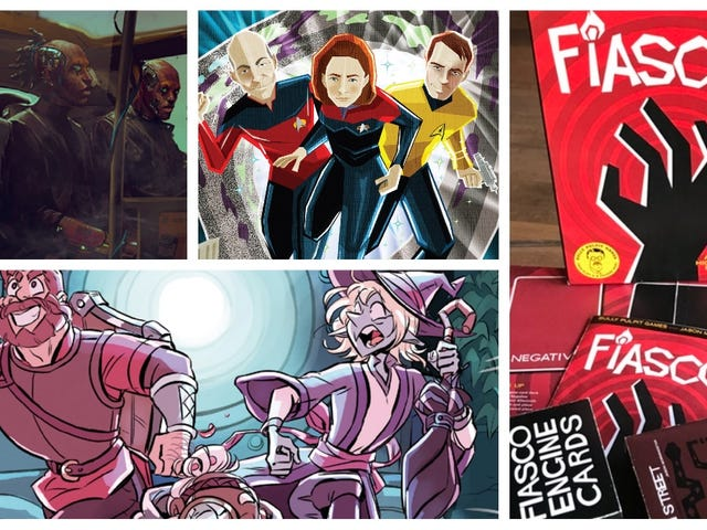 Playing Cool Games with Funko, The Adventure Zone, and More in Tabletop News