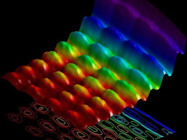 Såg vi <i>Really</i> ljus som en partikel och en våg i taget?