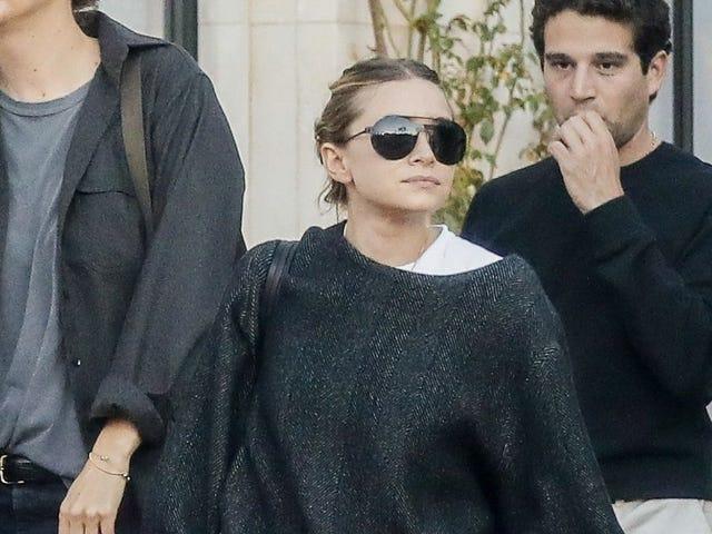 Goth Summer Style di Ashley Olsen mi ispira