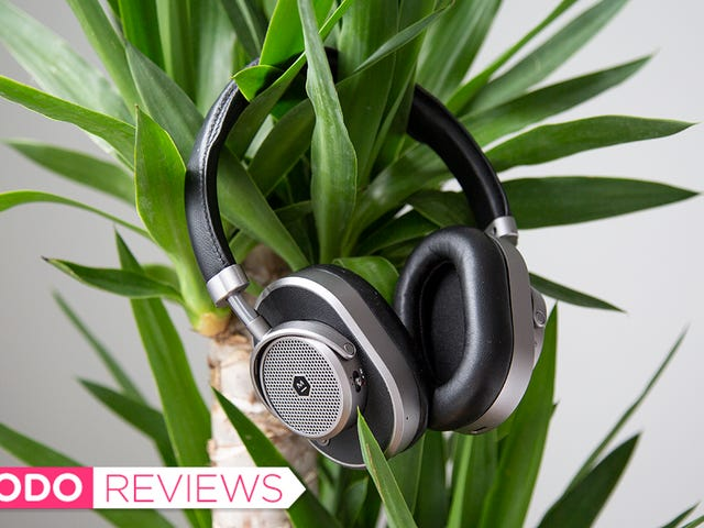 Master & Dynamic's Wireless Noise-Canceling Headphones Beat Sony in Two Important Ways