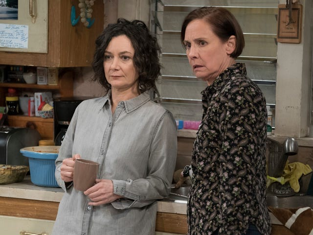 The Connerspremieres tonight, otherwise known asRoseanne without Roseanne