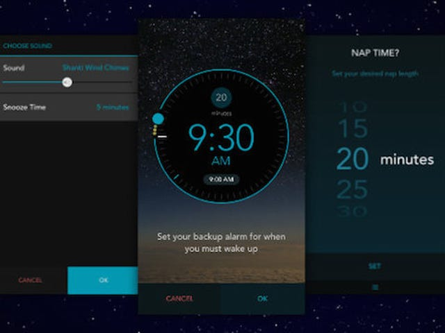 Power Nap HQ for iPhone Optimizes Your Midday Nap
