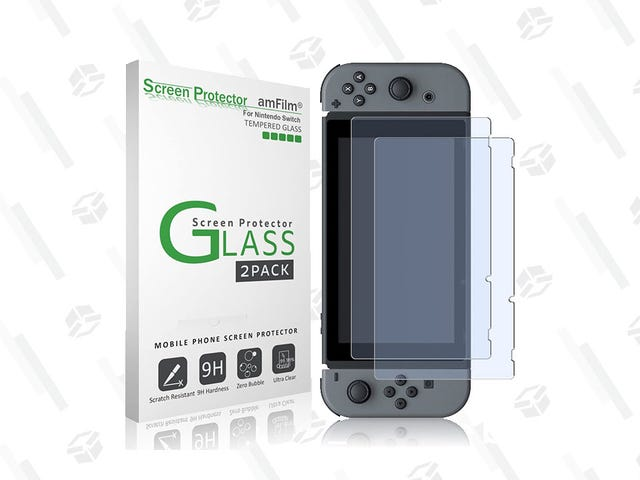 This Nintendo Switch Screen Protector Is Only $9