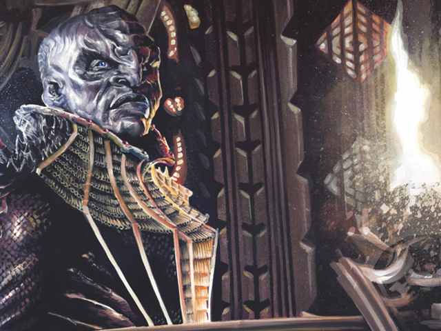 How the Star Trek: Discovery Comic Will Reveal New Things About the Klingons Without Screwing Up Canon