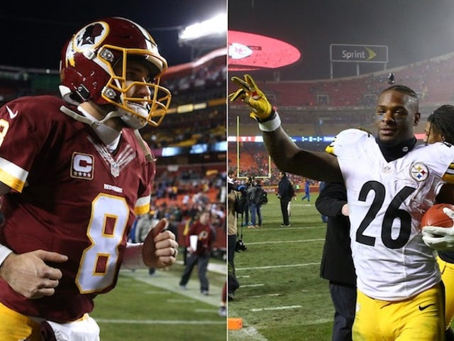 No Contracts For Kirk Cousins And Le'Veon Bell. Now What?