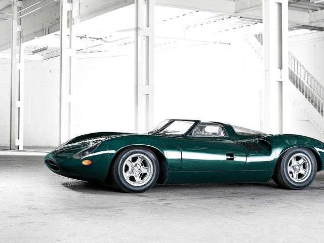 What Other Classic Car Deserves a Full Reproduction?