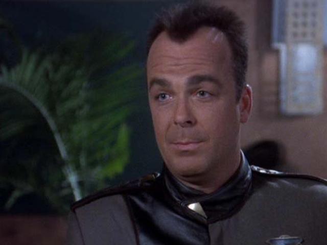 RIP Jerry Doyle, Babylon 5's Mr. Garibaldi