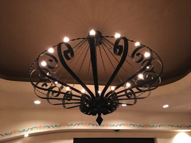 Now I notice light fixtures when I go places.