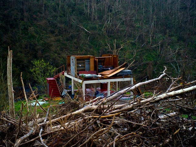 Puerto Rico Is on the Brink of a Terrifying Public Health Crisis