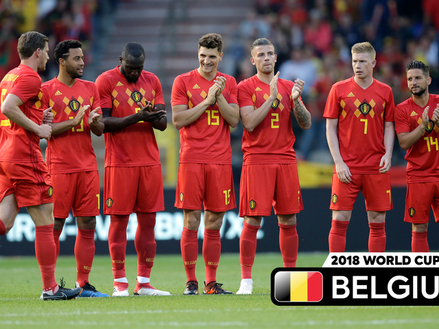 This Might Be Belgium's Last Chance, So They Better Not Fuck It Up