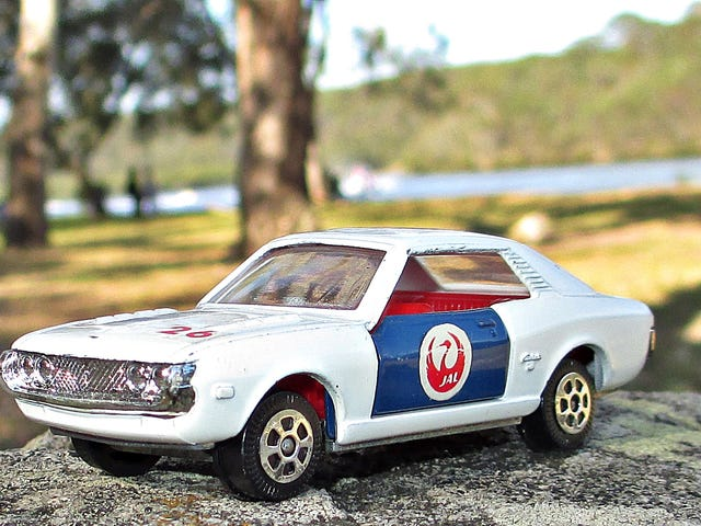 Land of the Rising Sun-Day: Cherica Toyota Celica 1600GT