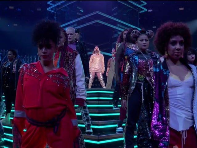 Oczywiście Janet Jackson Stole the Show na rozdaniu nagród Billboard