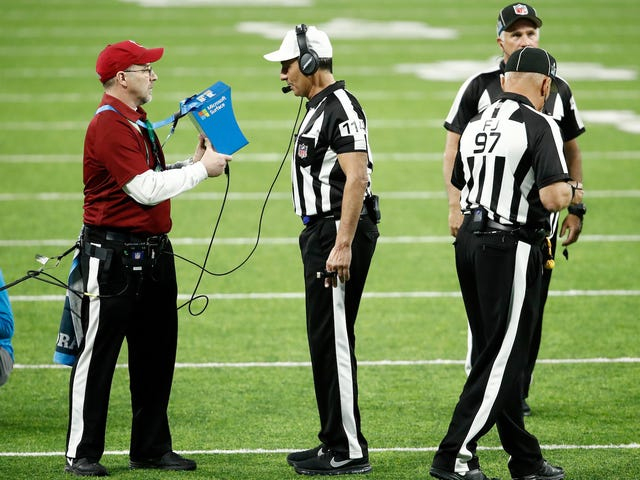 Upon Further Review, The NFL Dodged A Bullet