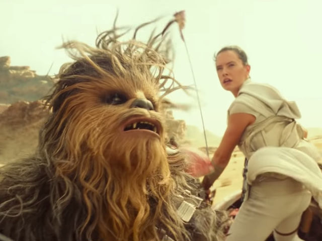 Le premier clip de Star Wars: The Rise of Skywalker montre la nouvelle menace de la galaxie