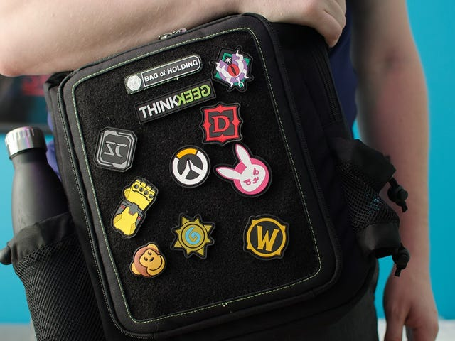 ThinkGeek Made the Best Bag to Take to Conventions