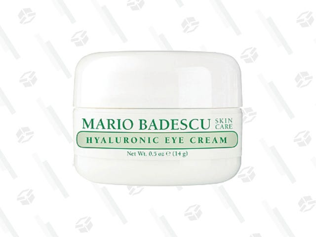 """<a href=https://kinjadeals.theinventory.com/hydrate-dry-under-eyes-with-mario-badescu-hyaluronic-ey-1831733130&xid=17259,15700022,15700186,15700190,15700256,15700259,15700262 data-id="""""""" onclick=""""window.ga('send', 'event', 'Permalink page click', 'Permalink page click - post header', 'standard');"""">Hydrate Dry Under-Eyes With Mario Badescu Hyaluronic Eye Cream, Ngayon Half Off sa Ulta</a>"""