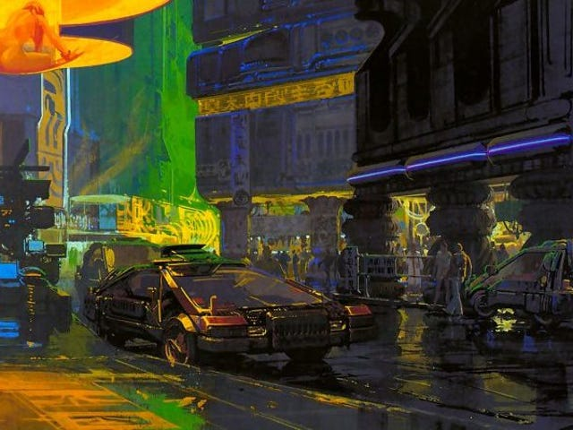 Syd Mead on kuollut