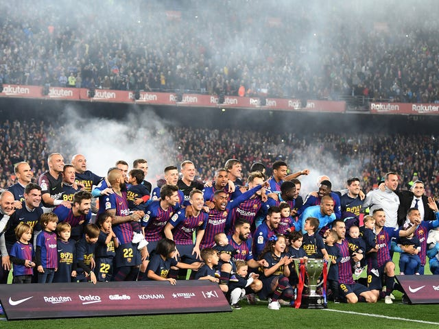 La Liga Fined €250,000 For Spying On App Users To Crack Down On Illegal Streams
