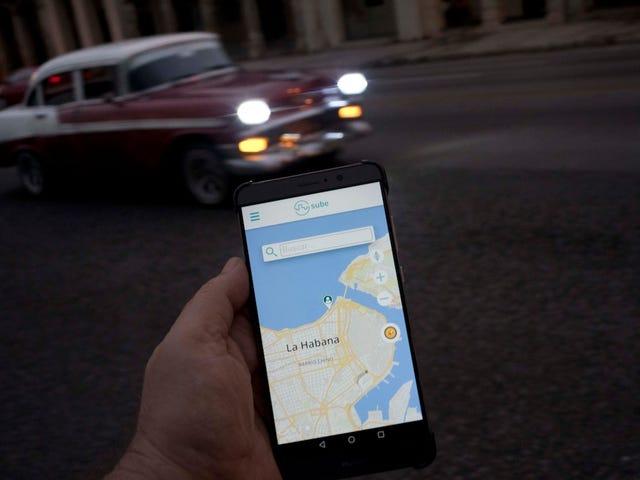 Kubas Internetbegränsningar fortsätter att smula eftersom det legaliserar privata Wifi och importerade routrar