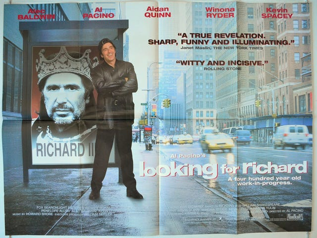 Looking For Richard