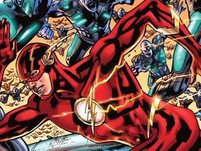 Report: The Flash Movie Might Be More Like Back to the Future Than Flashpoint