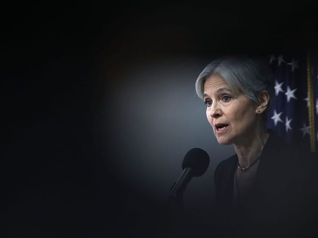 Jill Stein Attempts to Clarify Her Beliefs On Vaccines, Amongst Other Things