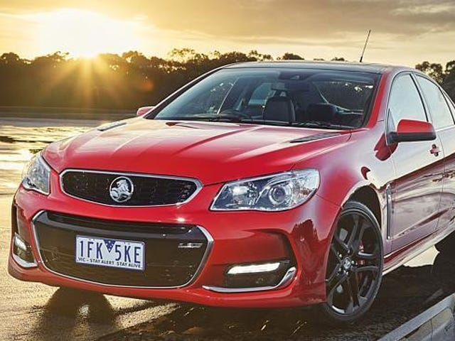 Aussie Holden: An Alternate End