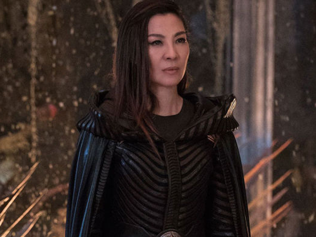 Michelle Yeoh's <i>Star Trek</i> Spinoff Is Official, and Will Explore the Dark Side of the Federation