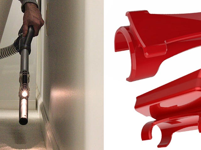 You Can 3D Print Official Hoover Vacuum Accessories Now