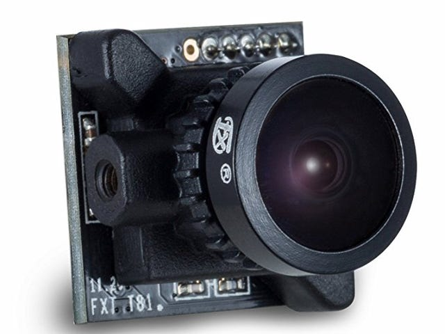 5% Discount on FXT 800TVL FPV Camera T81 for Drone on Amazon