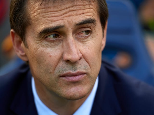 Real Madrid's New Manager Julen Lopetegui Thinks Messi Is Better Than Ronaldo