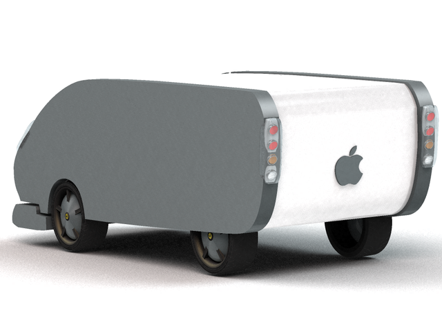 Here's The Clearest Indication Yet Apple Still Wants In On Self-Driving Cars