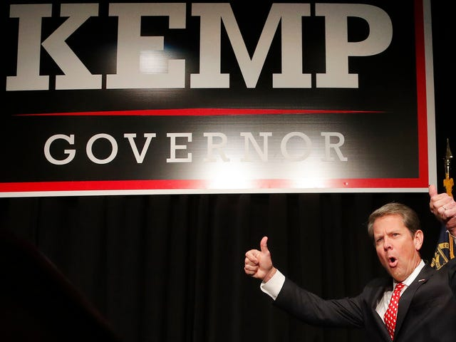 No, Brian Kemp Did Not Just Doxx Georgia Voters—But the Reality Is Somehow Worse