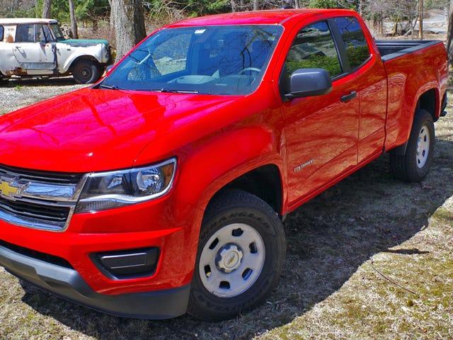 Panduan Lengkap Anda Untuk Stick-Shift 2015 $ 21.000 Chevy Colorado