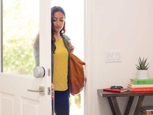 August Smart Locks发布功能帮助Airbnb主机远程让客人[更正]
