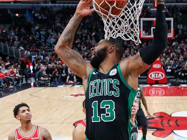 Some Basketball Stuff The Chicago Bulls Did While The Boston Celtics Were Beating The Stuffing Out Of Them