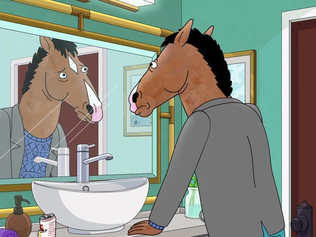 Vipp din hästkropp rätt: BoJacks rygg, okej!