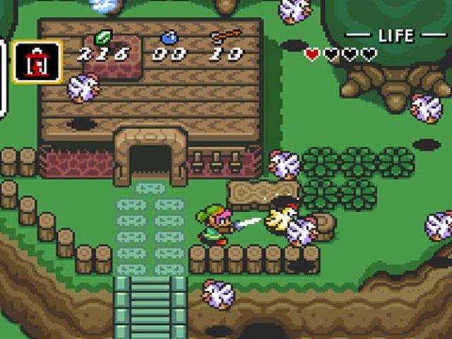 Ny <i>Link To The Past</i> Mod får två Zelda-spelare dela artiklar online