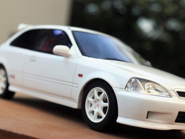 1/18 Honda Civic Type R