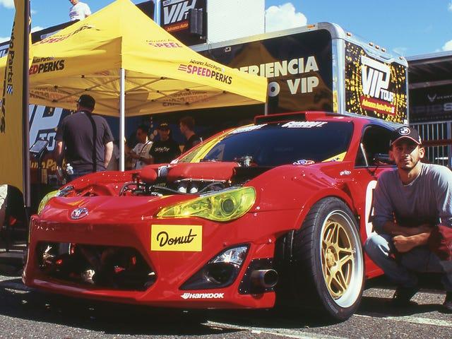 Fórmula Drift en película