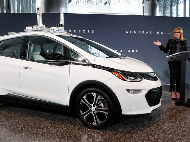 California DMV Ditches Rule to Limit Liability for Self-Driving Car Manufacturers