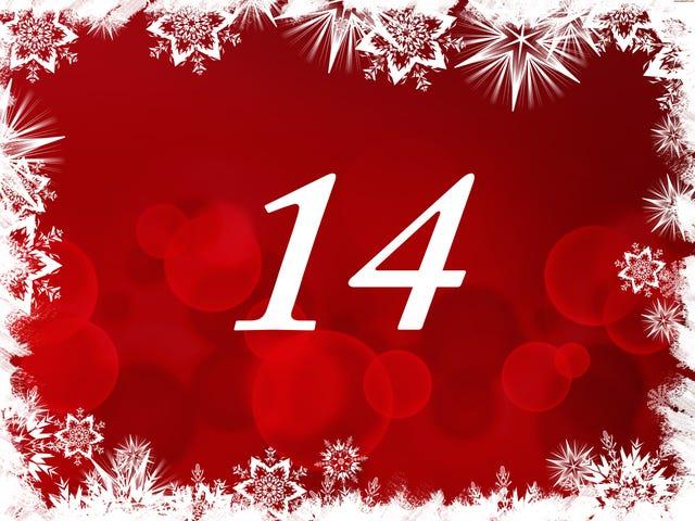 The TAY Advent Calendar: Day 14