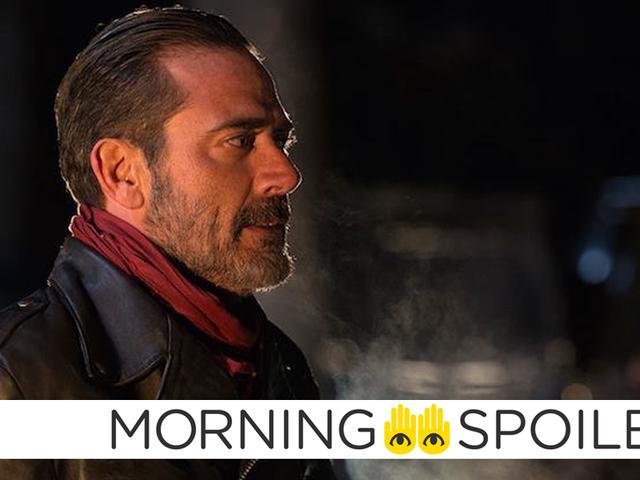 ¿ <i>The Walking Dead</i> ya está buscando villanos más allá de Negan?